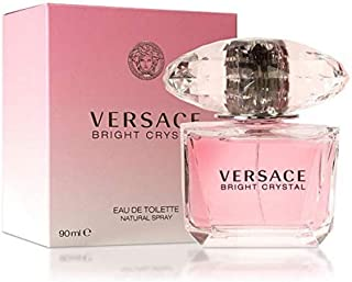 BRIGHT CRYSTAL by Gianni Versace EDT SPRAY 3 OZ