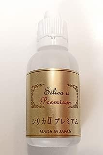 ケイ素濃縮溶液 シリカu プレミアム 濃度10,000 水溶性 50ml Silica U Premium Drop