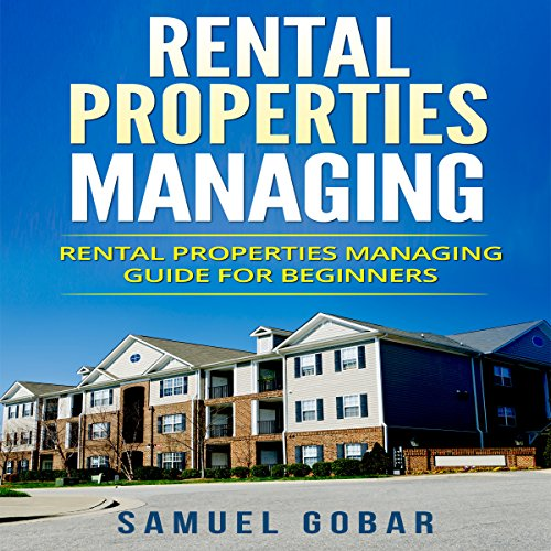 Rental Properties Managing audiobook cover art