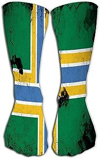 YILINGER Men's Women Socks 19.7