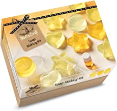 House Of Crafts Seifenherstellung Starter Bastel Set Zitronenduft Geschenk Set