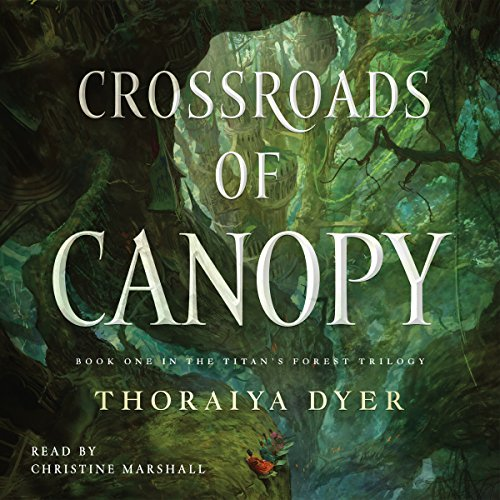 Crossroads of Canopy cover art