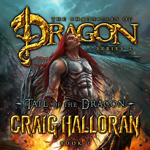 Tail of the Dragon audiobook cover art