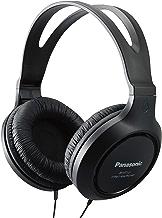 Panasonic Headphones RP-HT161-K Full-Sized Over-the-Ear...