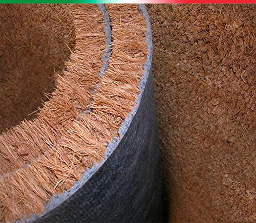 Zerbino In Fibra Di Cocco Su Misura A Multipli Di 10 Centimetri  Altezza 1 Metro