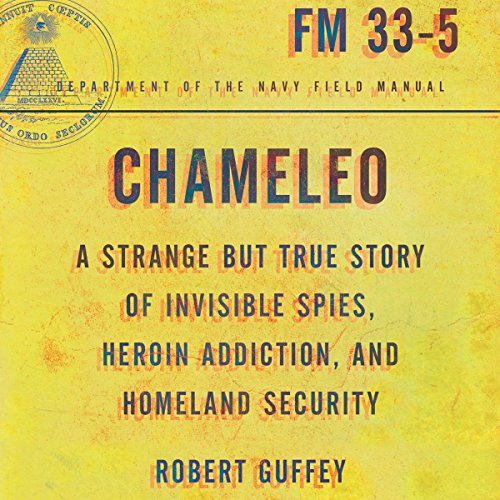 Chameleo audiobook cover art
