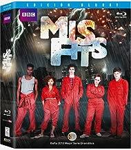 Misfits 1º Temporada -2brp- (Blu-Ray) (Import Movie) (European Format - Zone B2) (2011) Robert Sheehan; Nathan