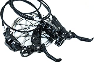Outdoors Insight Inc. Guide RSC Hydraulic MTB Bike Disc Brakeset + 160mm Rotors 700/1400mm New