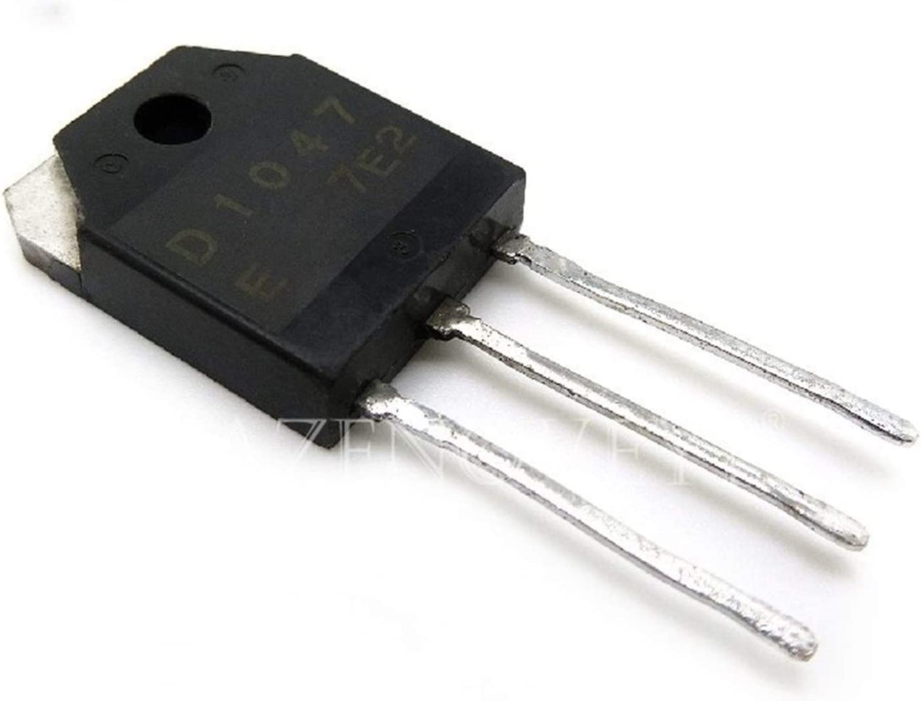 Jgzwlkj Transistor 5pcs / Lot Nueva 2SD1047 D1047 12A / 140V transistores-247 En Stock