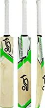 Kookaburra Kahuna 150 English Willow Cricket Bat Size SH for Adults Mens Professional Level Bat with Grip and Bat Cover