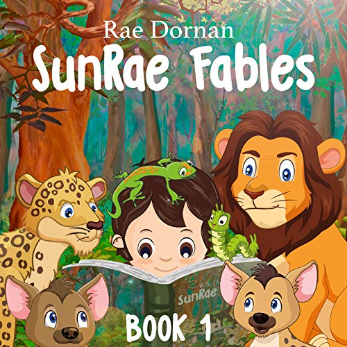 SunRae Fables, Book 1 audiobook cover art