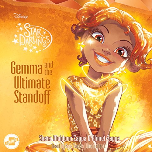 Gemma and the Ultimate Standoff audiobook cover art