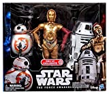Star Wars The Force Awakens Droid Pack C-3PO BB-8 and RO-4LO Special Collectors Edition