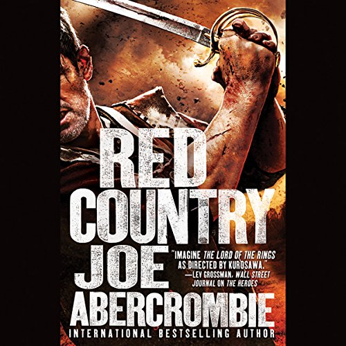 Red Country                   Auteur(s):                                                                                                                                 Joe Abercrombie                               Narrateur(s):                                                                                                                                 Steven Pacey                      Durée: 19 h et 52 min     52 évaluations     Au global 4,9