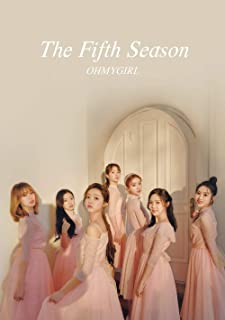 オーマイガール - The Fifth Season [PHOTOGRAPHY COVER ver.] (Vol.1) CD+136p Photobook+3Photocards+1Museum Ticket+1POP-UP Card+Folded Poster [韓国盤]