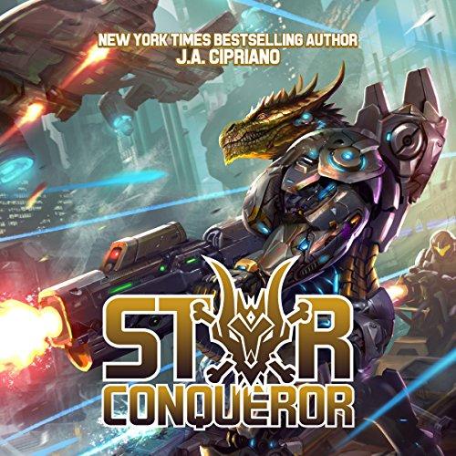 Star Conqueror audiobook cover art