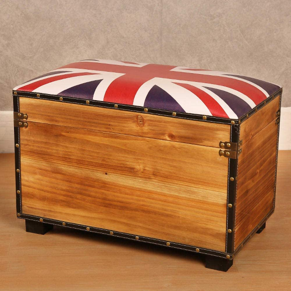 zyl Ottoman Stool 65 Seat Footrest cm Comfortable Clearance SALE! Limited time! New Orleans Mall
