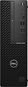Dell OptiPlex 3080 Small Form Factor Desktop 4TB SSD 64GB RAM Extreme (Intel Core i9-10900 Processor Turbo Boost to 5.20GHz, 64 GB RAM, 4 TB SSD, Win 10 Pro) SFF PC Business Computer