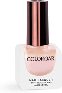 Colorbar Nail Lacquer, Pink Lace, 12 ml