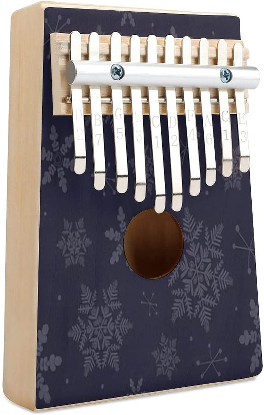 Cozy Max 74% OFF Town 3 Kalimba Thumb Piano Inst Ranking TOP14 Finger Musical Key 10