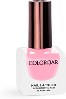 Colorbar Nail Lacquer, Pink Millet, 12 ml
