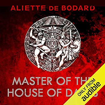 Master of the House of Darts  Obsidian and Blood Book 3