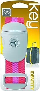Go-Travel Key Luggage Strap, Assorted, 224