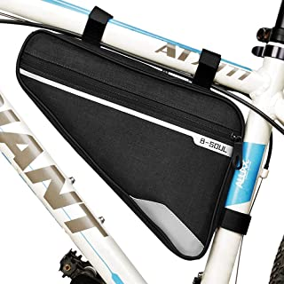 opamoo Bike Bicycle Triangle Frame Bag - Bike Bicycle...