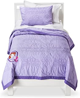 Disney® Sofia the First Quilt Set - Purple (Twin)