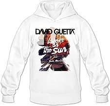Men's David Guetta Just A Little More Love Hooded Sweatshirts Design Sweatshirts