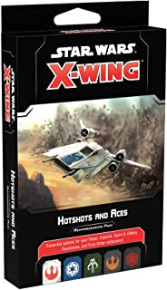 FFG Star Wars X-Wing: 2nd Edition - Hotshots and Aces Reinforcements Pack