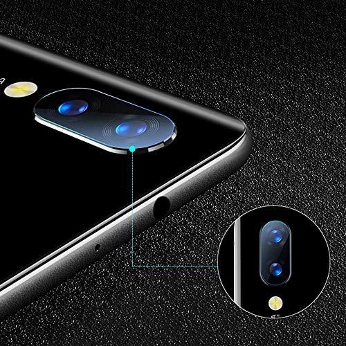 TenYll Kamera schutzfolie für Huawei Y6 Pro 2019, Hochauflösender Kamera Flexible Panzerglas Schutzfolie, Huawei Y6 Pro 2019 Schutz Kamera Linse [3 stück] - 5