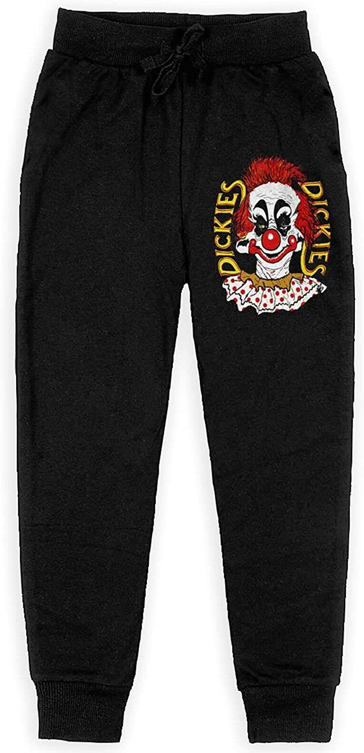 Killer Klowns from Outer Space Art Sweatpants Kids Sport Everyday Pant Athletic Fashion Pants for Boys Girls