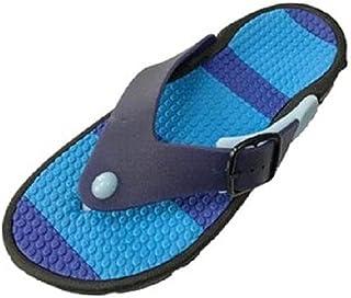 DINY Home & Style 男士轻质一脚蹬凉鞋沙滩鞋人字拖