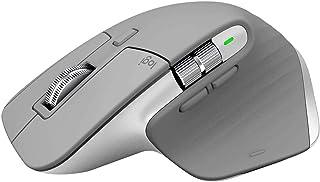 Logitech MX Master 3 MID GREY MX2200sGR Unifying Bluetooth 高速スクロールホイール 充電式 FLOW 7ボタン windows Mac iPad OS 対応 無線 マウス