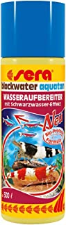 Sera Blackwater Aquatan 100 ml, 3.38 fl.oz. Aquarium Treatments
