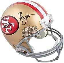 Ronnie Lott Autographed Signed San Francisco 49ers Full -Size Football Helmet Memorabilia - JSA Authentic
