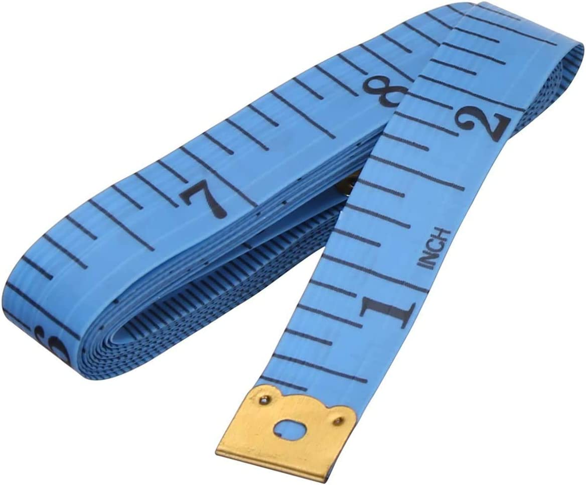 Green A1SONIC/® 2 Sided Tape Measure Suitable for Measuring Body,Sewing Tape,150 cm,60 inches