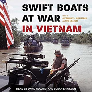 Swift Boats at War in Vietnam audiobook cover art
