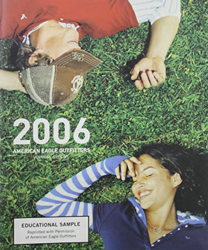 2006 American Eagle Outfitters Annual Report