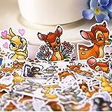KATTERS Kreative süße selbstgemachte süße Hirsche Bambi Aufkleber/Scrapbooking...