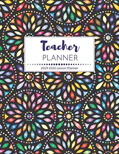 Teacher Planner 2019-2020: Teacher planner happy planner 2019-2020 | Bluesky teacher planner july 2019- june 2020 | Teacher planner lesson planner