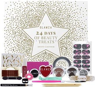 Glamza Beauty Advent Calendar 2019 for Women - 24 Make Up