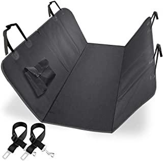 URPOWER Pet Seat Cover Car Seat Cover for Dogs - Hammock...