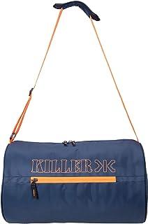 Killer Activerge 35 Litre Water Resistance Polyester Navy Blue Gym Bag