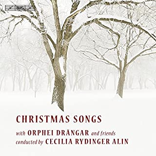 Christmas Songs for Male Voice Choir, Soprano, Brass Quintet and Chamber Orch