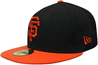 New Era 59FIFTY San Francisco Giants Black MLB 2017 Authentic Collection On Field Alternate Fitted Cap
