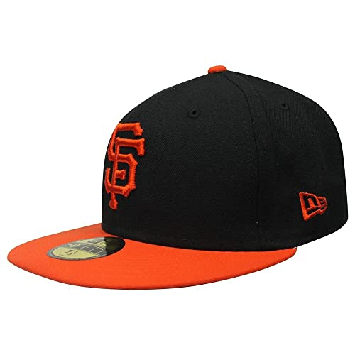 3ed42eff03f68 New Era 59FIFTY San Francisco Giants Black MLB 2017 Authentic Collection On  Field Alternate Fitted Cap