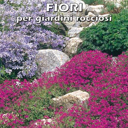 FIORI per giardini rocciosi - SEMI
