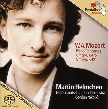 Mozart: Piano Concertos Nos. 13 & 24